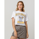 ARCHIE COMICS Riverdale 1941 White Womens Crop Tee