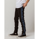LEVI'S Lo-ball Stack Stripe Mens Ripped Jeans