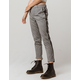 IVY & MAIN Plaid Side Stripe Womens Trouser Pants