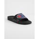 CHAMPION IPO Black Mens Sandals