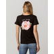 RIOT SOCIETY Floral Womens Tee