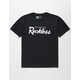 YOUNG & RECKLESS OG Reckless Boys T-Shirt