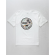 VANS Cali Palm Boys T-Shirt