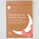 LUCKY FEATHER Moonbeams & Golden Dreams Necklace