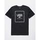 VANS Boneyard Print Box Mens T-Shirt