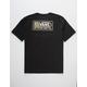 VANS Blendline Oversized Black Mens T-Shirt