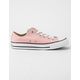 CONVERSE Chuck Taylor All Star Storm Pink Low Top Womens Shoes