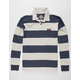 INDEPENDENT Scrum Rugby Knit Mens Polo Shirt