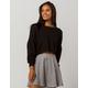 COCO & JAIMESON Crop Womens Sweatshirt
