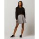 COCO & JAIMESON Plaid Skater Skirt