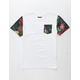 ASPHALT Rosey Pines Boys Pocket Tee
