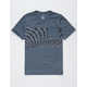 VOLCOM Macaw Boys Pocket Tee