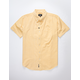 IMPERIAL MOTION Triumph Yellow Mens Shirt