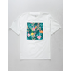 DIAMOND SUPPLY CO. Paradise Sign Box Boys T-Shirt