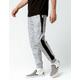 BROOKLYN CLOTH Space Dye Marled Knit Mens Jogger Pants