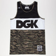 DGK Internationally Known Mens Tank