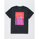 LA FAMILIA Dripping Violet Boys T-Shirt