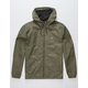 VOLCOM Ermont Military Mens Windbreaker Jacket