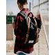 HERSCHEL SUPPLY CO. Retreat Raven Black & Tan Backpack