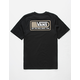 VANS Blendline Black Boys T-Shirt