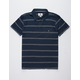 VISSLA Unknown Territory Mens Polo Shirt