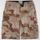 DGK Universe Mens Cargo Shorts