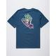 SANTA CRUZ Throwdown Hand Mens T-Shirt
