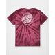 SANTA CRUZ Opus Dot Tie Dye Boys T-Shirt