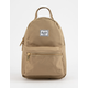 HERSCHEL SUPPLY CO. Nova Tan Mini Backpack