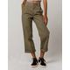 DICKIES Crop Roll Cuff Pants