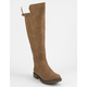 ROXY Bonny Brown Womens Over Knee Boots