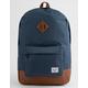 HERSCHEL SUPPLY CO. Heritage Peacoat & Tan Backpack