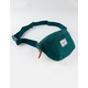 HERSCHEL SUPPLY CO. Fourteen Green Fanny Pack