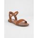 STEVE MADDEN Dina Tan Womens Sandals