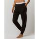 CALVIN KLEIN Modern Cotton Black Womens Jogger Pants