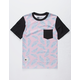 LIRA Float On Boys Pocket Tee