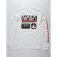 NEON RIOT NASA Mens T-Shirt