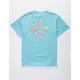 VOLCOM Flexer Blue Boys T-Shirt
