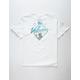 VOLCOM Flexer White Boys T-Shirt