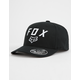 FOX Youth Legacy Moth 110 BL Boys Snapback Hat