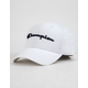 CHAMPION Classic White Mens Dad Hat