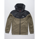 IMPERIAL MOTION Larter Black & Khaki Mens Jacket