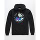 PINK DOLPHIN Paradise Mens Hoodie