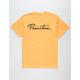 PRIMITIVE Nuevo Script Gold Mens T-Shirt