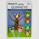 GAMA GO Quirkeys Owl Key Toppers