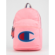 CHAMPION Mini Supercize Pink Backpack