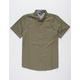 VOLCOM Everette Oxford Military Mens Shirt