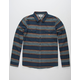 VISSLA Madrugada Mens Flannel Shirt