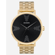 NIXON Arrow Gold Watch