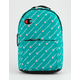 CHAMPION Mini Advocate Teal Blue Backpack